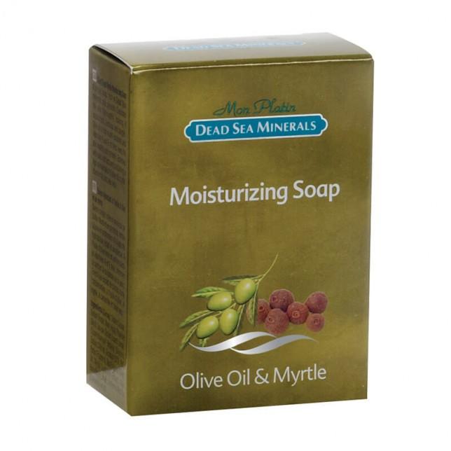 סבון לחות שמן זית והדס