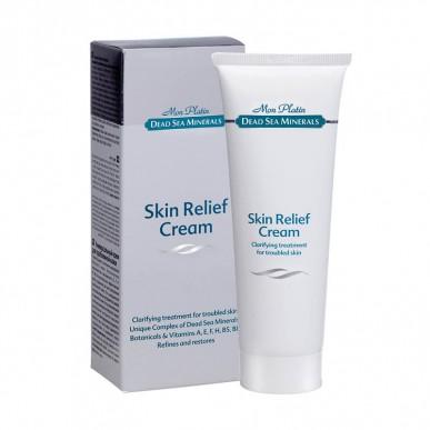 קרם טיפולי לעור מגורה במיוחד